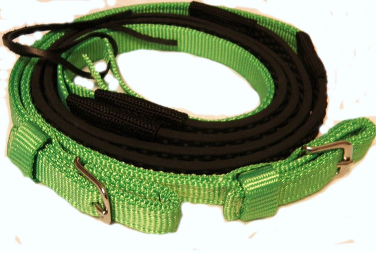 Nylon Reins - Bright Colors