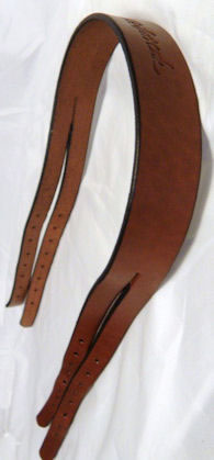 Western Leather Crown