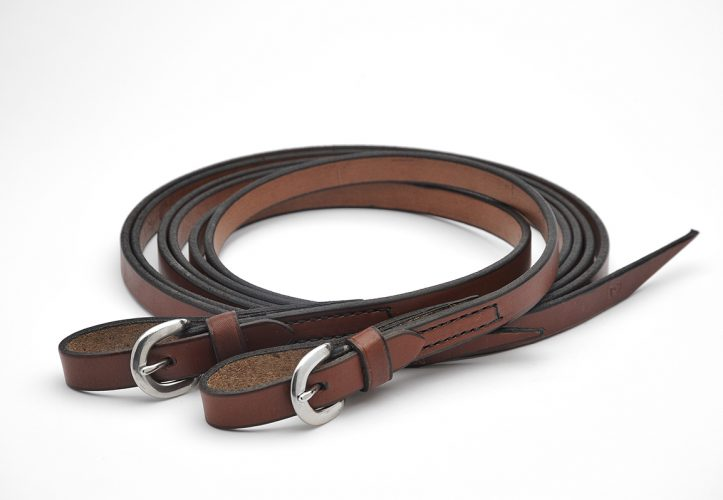 Western Style Leather Reins