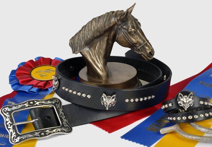 Belts, Bracelets, Keyrings